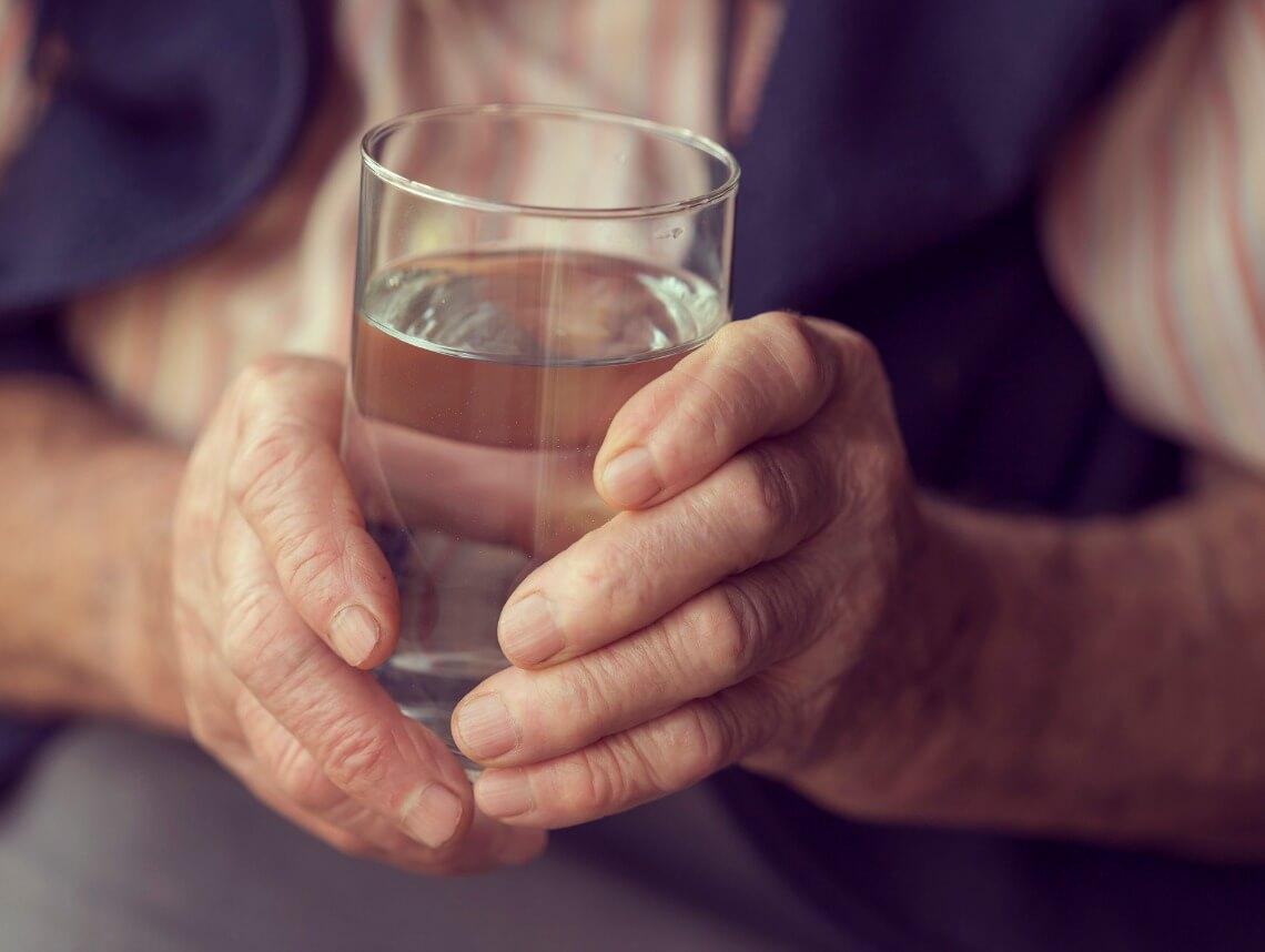 Is Dehydration Masking as Dementia or Making Dementia Symptoms Worse?