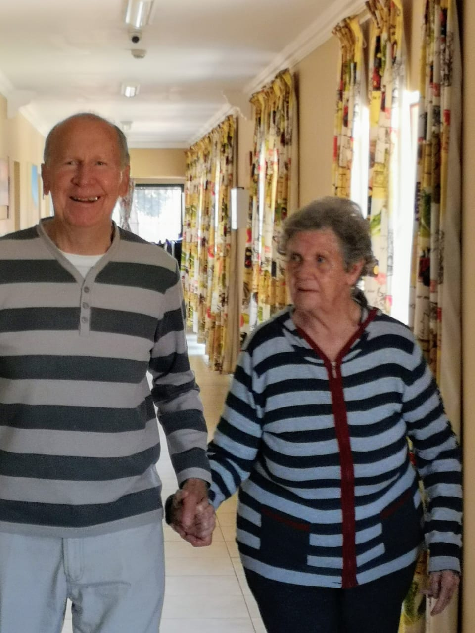 The importance of visiting a loved one suffering from Alzheimer's / Dementia